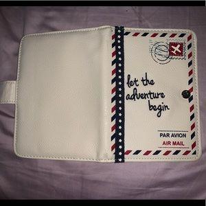 Passport and Luggage Tag Set